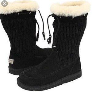 3425a27a3d8 Women Suburb Crochet Ugg Boots on Poshmark